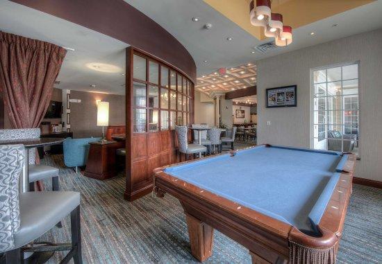 Chapel Hill, Carolina del Norte: Billiards Table
