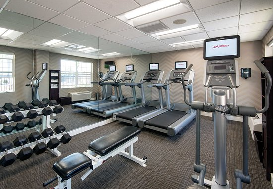 Residence Inn San Francisco Airport/Oyster Point Waterfront : Fitness Center