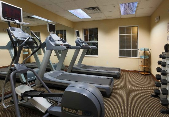 Exton, PA: Fitness Center