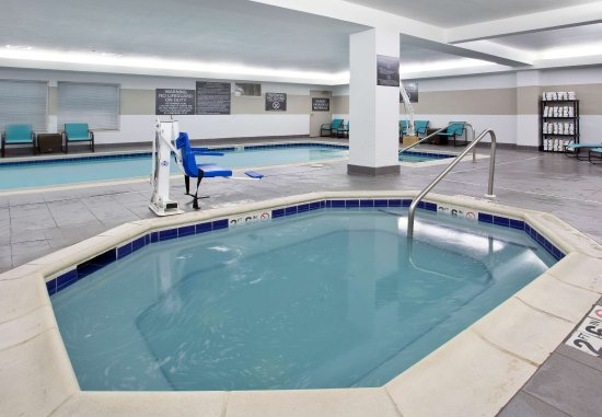 Residence Inn Fort Wayne: Indoor Whirlpool