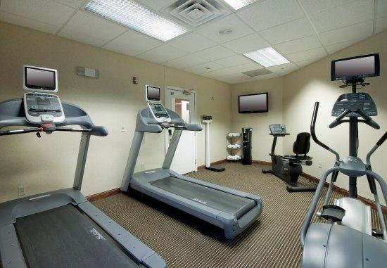 Palmdale, Californië: Fitness Center