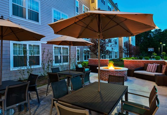 Stanhope, NJ: Outdoor Patio & Fire Pit