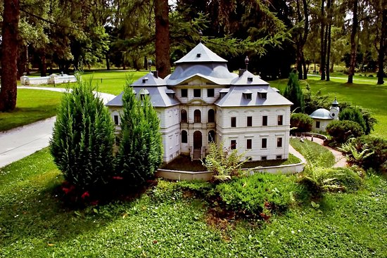 Marianske Lazne, Republik Ceko: Park Boheminum