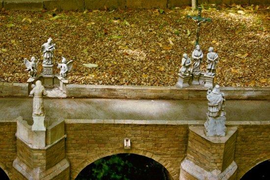 Marianske Lazne, Tjekkiet: Park Boheminum