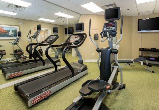 Monroe, LA: Fitness Center