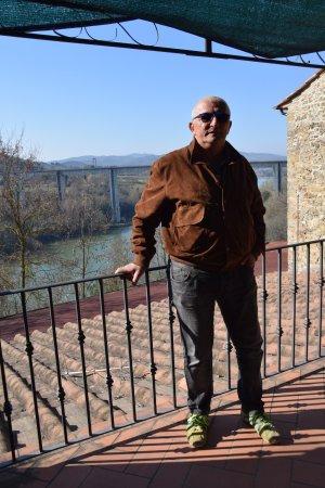 Arezzo, Italien: Rondine