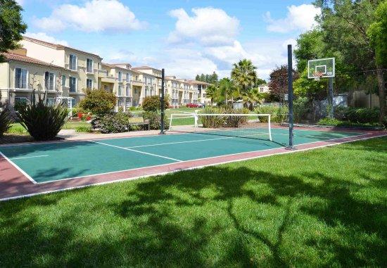 Los Altos, Калифорния: Sport Court®