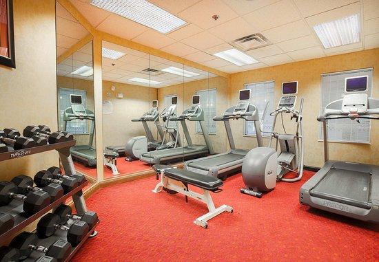 Residence Inn Flint Grand Blanc: Fitness Center