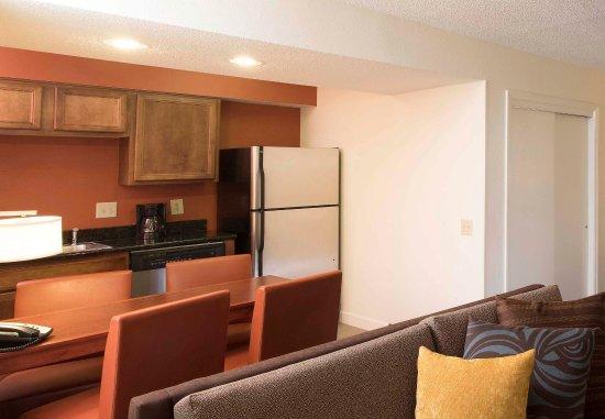 Spartanburg, Carolina del Sur: Suite Kitchen