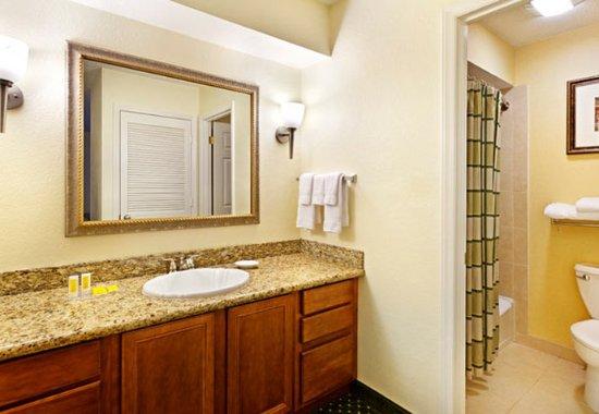 Spartanburg, SC: Guest Bathroom