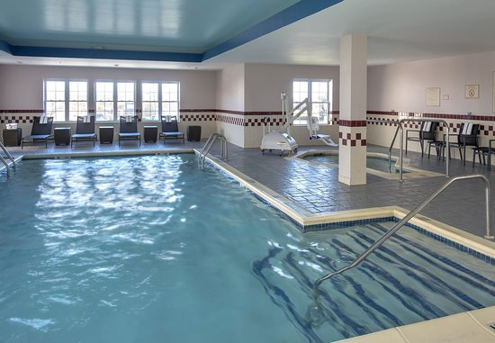 Hauppauge, Nowy Jork: Indoor Pool