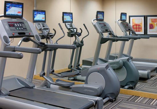 Hauppauge, Nowy Jork: Fitness Center