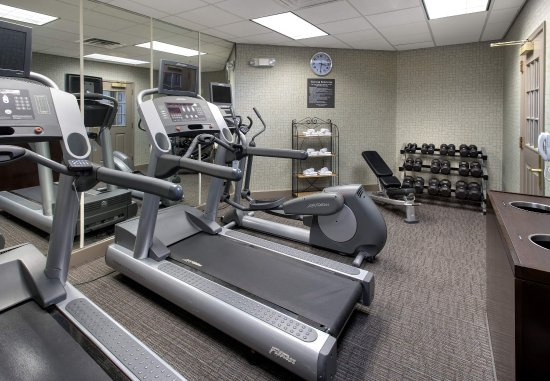 Cranbury, NJ: Fitness Center
