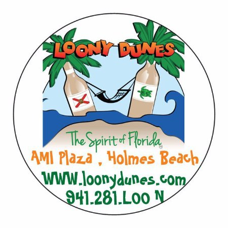 Holmes Beach, FL: Loony Dunes Island Home of Florida Tropical WInes