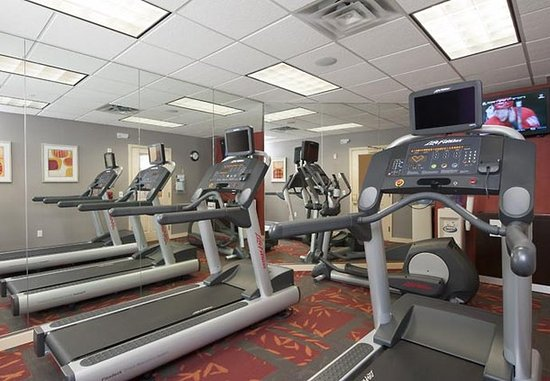 Residence Inn Holland: Fitness Center