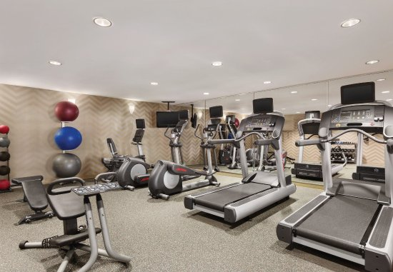Middletown, RI: Fitness Center