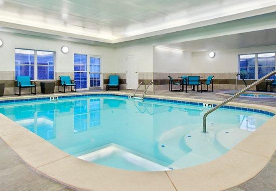 Residence Inn Savannah Midtown: Indoor Pool