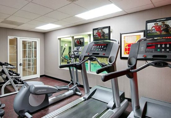 Residence Inn Savannah Midtown: Fitness Center