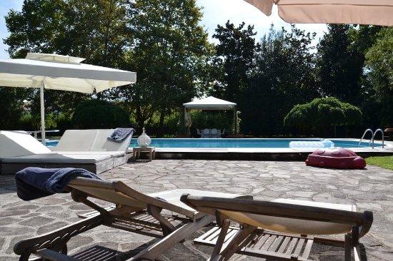Villorba, Italia: Swimmingpool