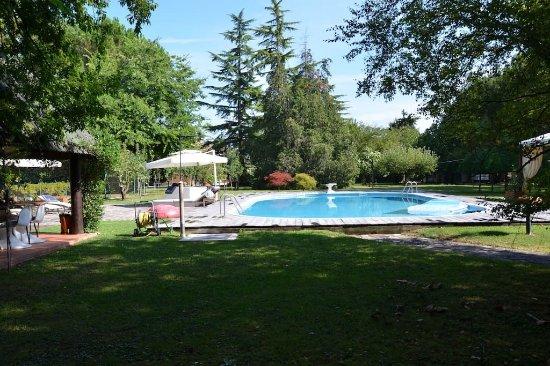 Villorba, Italia:  Our Swimmingpool