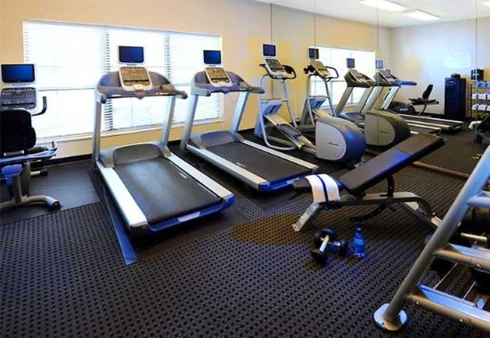 Residence Inn Dallas Addison/Quorum Drive : Fitness Center