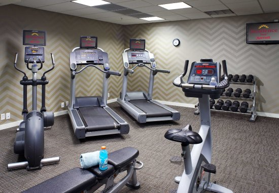 Residence Inn Saginaw: Fitness Center