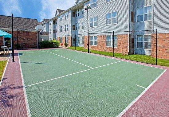 Merrillville, IN: Sport Court