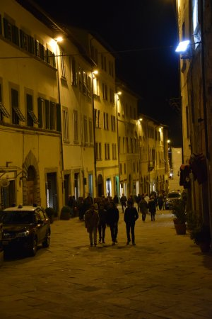 Arezzo, Italien: Corso Italia