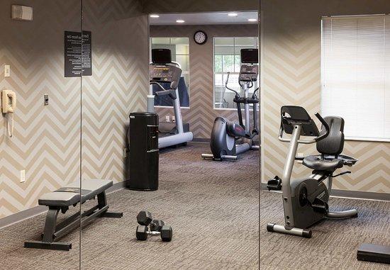 Residence Inn San Bernardino: Fitness Center