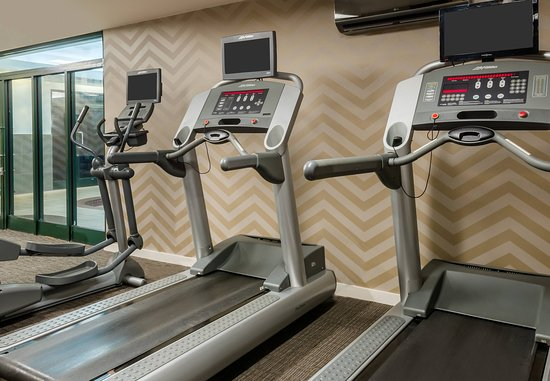 Residence Inn Chattanooga Downtown: Fitness Center