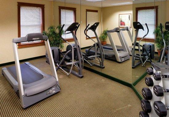 Manassas, فيرجينيا: Fitness Center