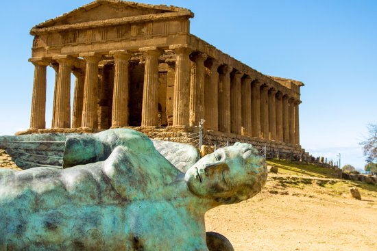 Valley of the Temples (Valle dei Templi): Best Preserved Temple Anywhere in the World