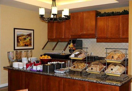 Residence Inn Portland North Harbour: Breakfast Buffet