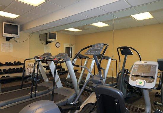 Residence Inn Portland North Harbour: Fitness Center