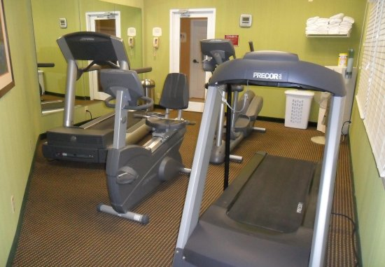 Residence Inn Colorado Springs South: Fitness Center
