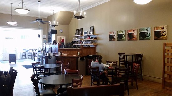 Independence, MO: Inside view ~ Main Street Coffee House