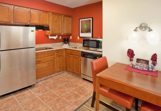 Stafford, TX: In-Suite Kitchen