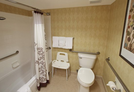 Milpitas, CA: Accessible Bathroom