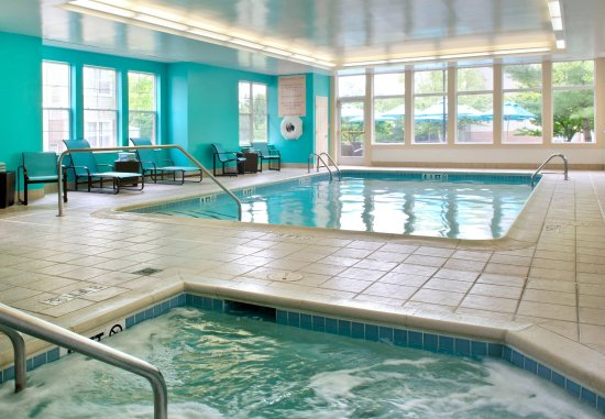 Parsippany, Nueva Jersey: Indoor Pool