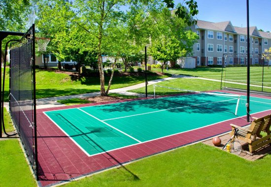 Parsippany, NJ: Sport Court