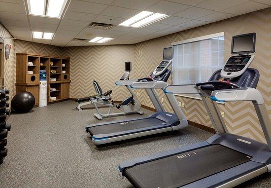 Residence Inn by Marriott Portsmouth: Fitness Center