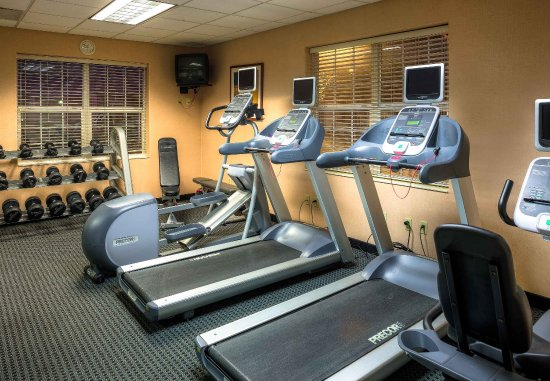 Residence Inn San Jose South: Fitness Center