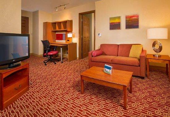 Falls Church, VA: One-Bedroom Suite Living Area