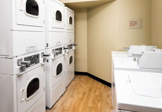 Milpitas, CA: Guest Laundry
