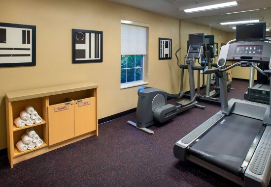 TownePlace Suites Boston North Shore/Danvers: Fitness Center