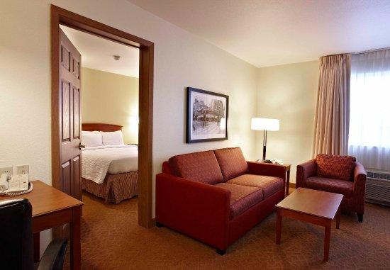 Sterling Heights, ميتشجان: One-Bedroom Suite