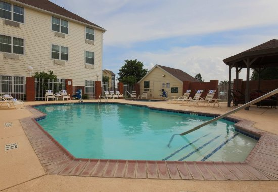 TownePlace Suites Lubbock : Outdoor Pool