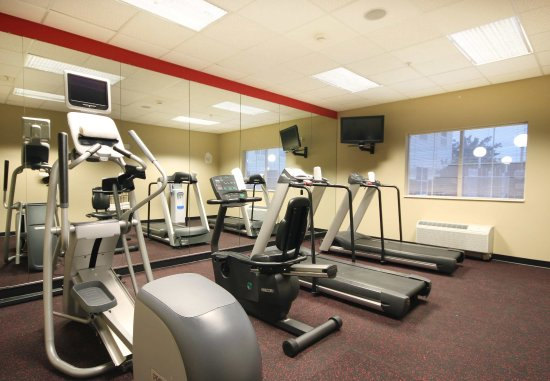 TownePlace Suites Lubbock : Fitness Center