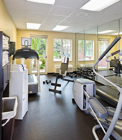 Towneplace Suites Houston Brookhollow: Fitness Center
