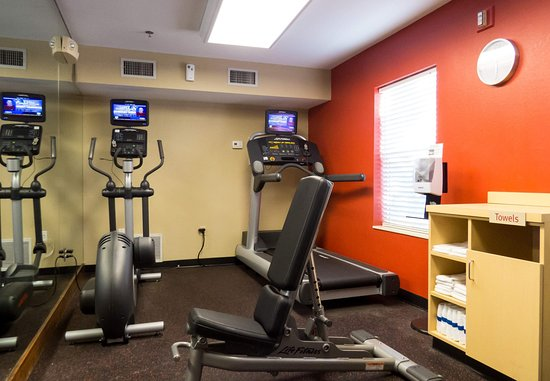 TownePlace Suites Tallahassee North/Capital Circle : Fitness Center